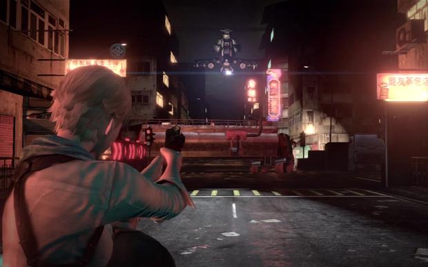Sherry Birkin em Resident Evil 6 (Foto: Divulgação)