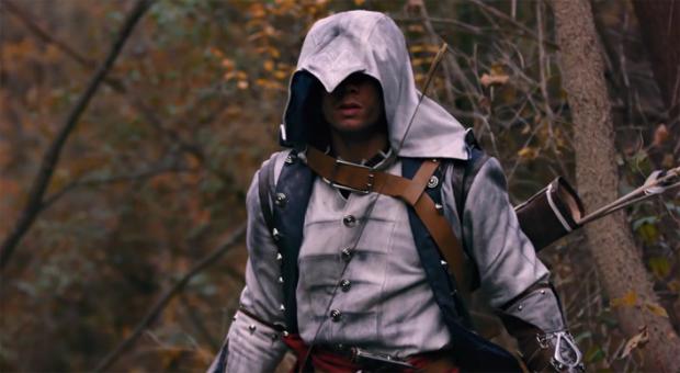 Assassin's Creed 3 vira tema de filme feito por fãs (Foto: Divulgação)