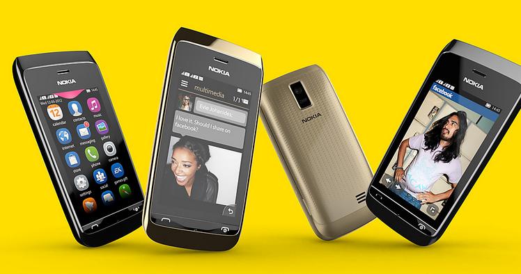 Nokia Asha 308 (Foto: Divulgação)