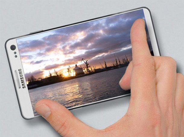 Samsung Galaxy S4 pode vir com display Super Amoled FullHD (Foto: Reprodução/ComputerBILD.de)