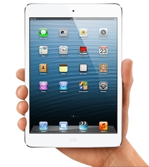 iPad mini traz novo sensor de proteção contra toques acidentais (Foto: Reprodução) (Foto: iPad mini traz novo sensor de proteção contra toques acidentais (Foto: Reprodução))