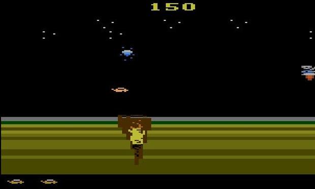 O primeiro jogo do agente secreto (Foto: Reprodução)