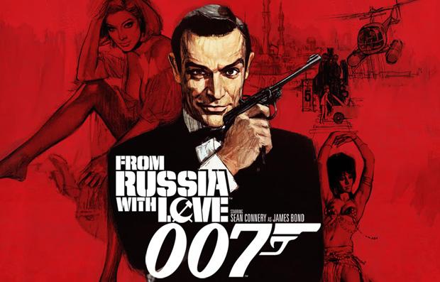 From Russia With Love era um game inspirado em filme antigo (Foto: Divulgação) (Foto: From Russia With Love era um game inspirado em filme antigo (Foto: Divulgação))