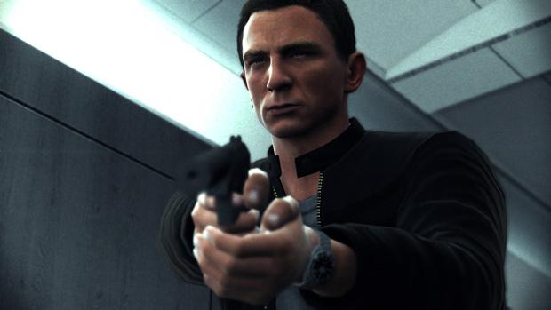 Daniel Craig em Blood Stone (Foto: Divulgação)