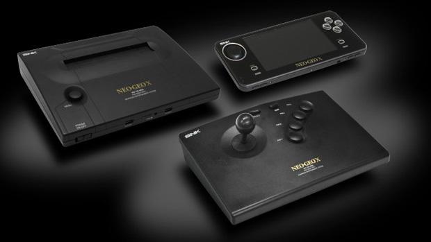 NeoGeo X Gold ganha edição limitada com Ninja Master's (Foto: Divulgação)