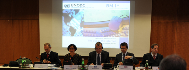 ONU divulga relatório sobre a utilização da internet por terroristas (Foto: Reprodução)