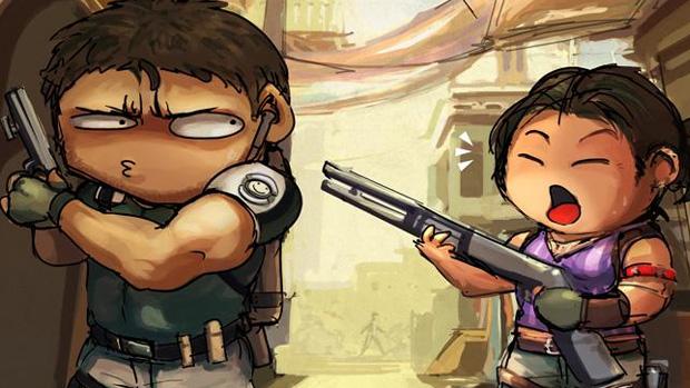 Resident Evil, em sua trajetória de sucesso, também teve tropeços (Foto: Dorothy Josepha Hwee)