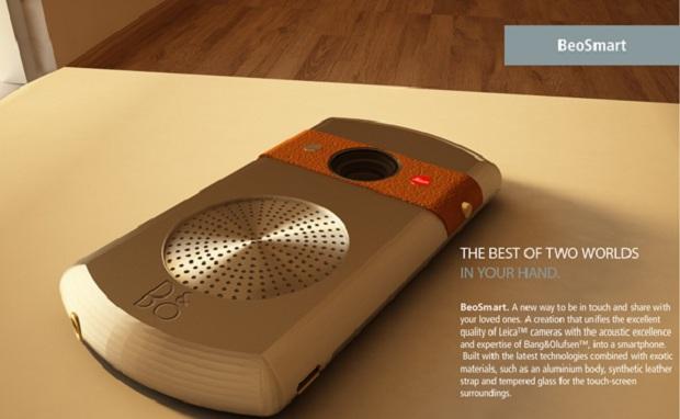 Smartphone conceitual oferece o melhor de dois mundos (Foto: Divulgação)