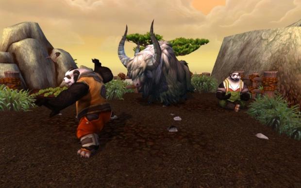 As batalhas da Pandaria ficaram mas interessantes (Foto: Divulgação) (Foto: As batalhas da Pandaria ficaram mas interessantes (Foto: Divulgação))