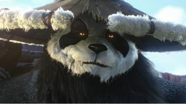 As vozes ficaram bem feitas em Mists of Pandaria (Foto: Divulgação) (Foto: As vozes ficaram bem feitas em Mists of Pandaria (Foto: Divulgação))
