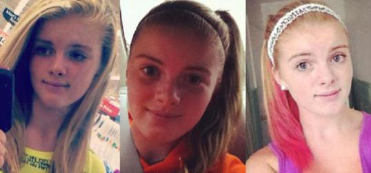 Autumn Pasquale, jovem de 12 anos assassinada por adolescentes (Foto: Reprodução)
