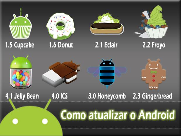 Como atualizar o Android (Foto: Aline Ferreira)