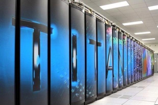 Titan deverá se tornar o computador mais rápido do mundo em 2013 (Foto: Reprodução)