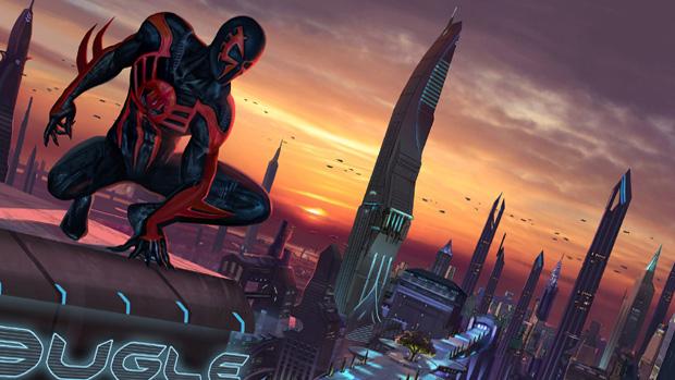 Spider-Man: Shattered Dimensions (Foto: Divulgação)