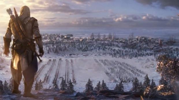 Assassin's Creed 3 tem eventos cancelados pelo furacão Sandy (Foto: Divulgação) (Foto: Assassin's Creed 3 tem eventos cancelados pelo furacão Sandy (Foto: Divulgação))