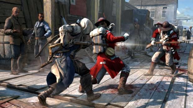 Assassin's Creed 3 precisa de atualização antes de entrar em ação (Foto: Divulgação)