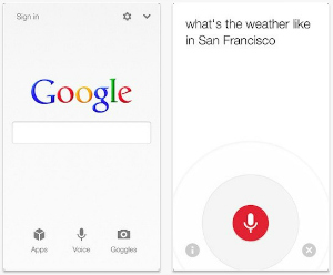 Novo Google para iOS está ainda melhor (Foto: Reprodução)
