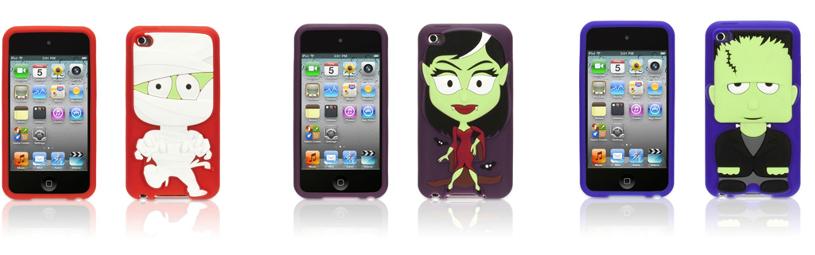 Capa temáticas para iPod 4 (Foto: Reprodução)