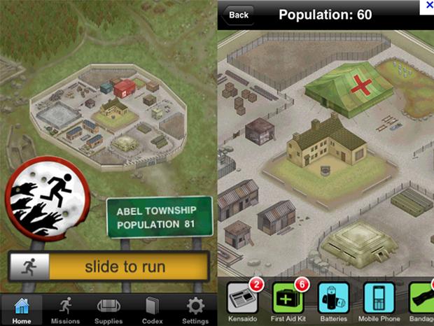 Zombies, Run! (Foto: Divulgação)