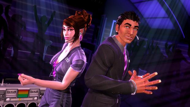 Em Dance Central 3 você pode ser um agente secreto (Foto: Divulgação) (Foto: Em Dance Central 3 você pode ser um agente secreto (Foto: Divulgação))