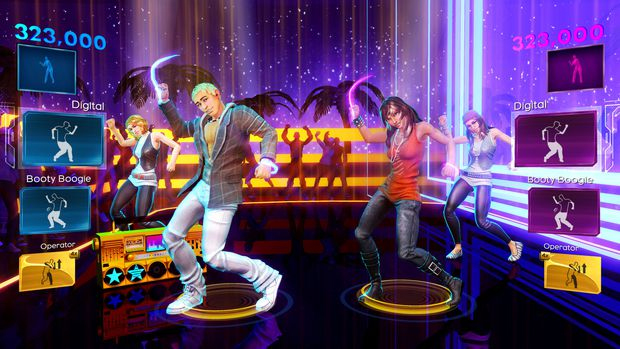 Dance Central 3 apresenta passos profissionais (Foto: Divulgação) (Foto: Dance Central 3 apresenta passos profissionais (Foto: Divulgação))