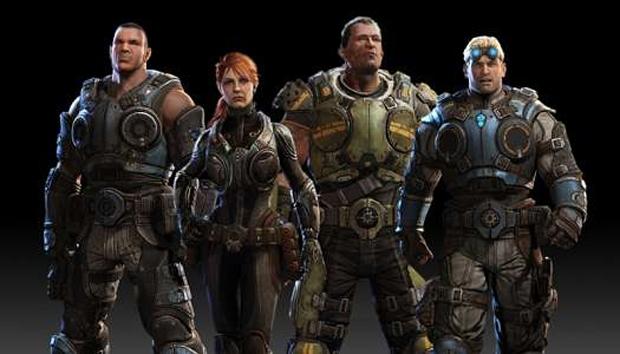 Gears of War Judgment é mais um capítulo da saga (Foto: Divulgação)