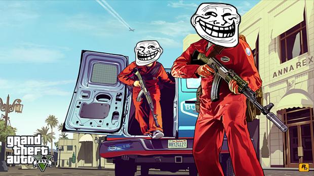 Grand Theft Auto 5 é confirmado para PC graças a fãs insistentes (Foto: Reprodução/Rafael Monteiro)