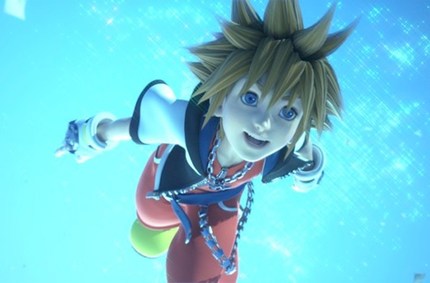 Kingdom Hearts 3D apresenta belos gráficos (Foto: Divulgação) (Foto: Kingdom Hearts 3D apresenta belos gráficos (Foto: Divulgação))