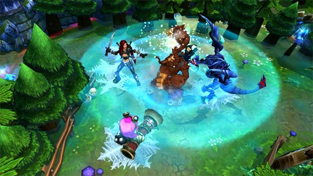 League of Legends tem jogabilidade amigável (Foto: Reprodução)