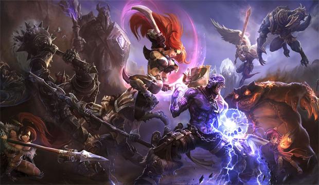 Os dois jogos possuem personagens interessantes (Foto: Reprodução)