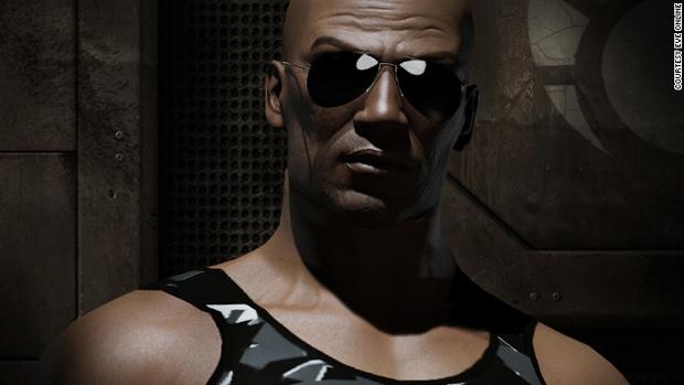 Roc, o personagem de EVE Online (Foto: Reprodução/CNN)