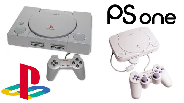 PlayStation e PSone (Foto: Reprodução/Rafael Monteiro)