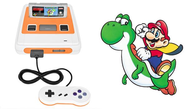 Super Nintendo ganha novo design pela empresa francesa Lekki (Foto: Divulgação)