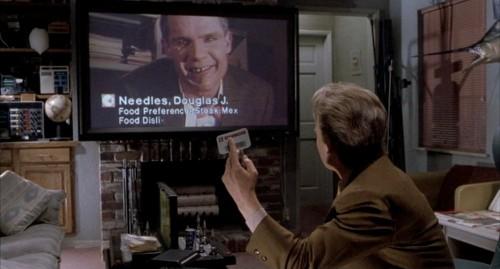 Videoconferência foi uma das inovações em De Volta para o Futuro (Foto: Reprodução)