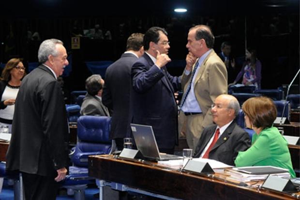 Senado aprovou projeto que criminaliza delitos cibernéticos (Foto: Waldemir Barreto/ Agência Senado)