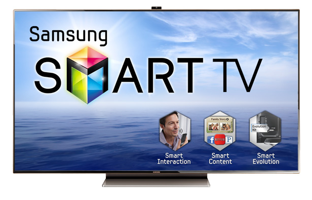Nova Smart TV da Samsung de 75