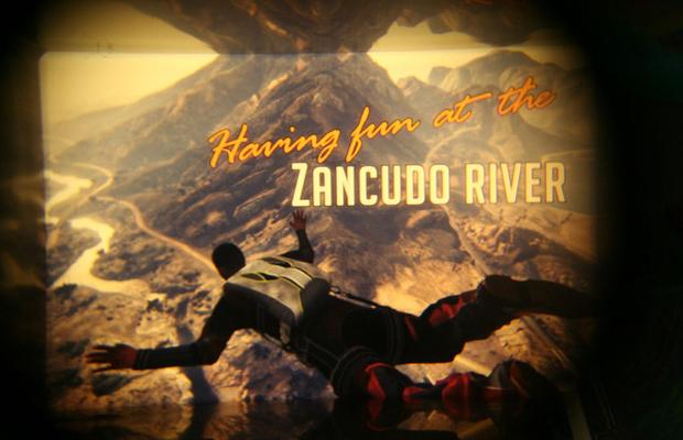 Zancudo River seria um dos locais de Grand Theft Auto 5 (Foto: Eurogamer)