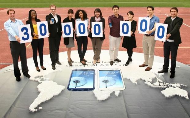 Galaxy S3 chega à marca de trinta milhões de unidades vendidas (Foto: Divulgação)