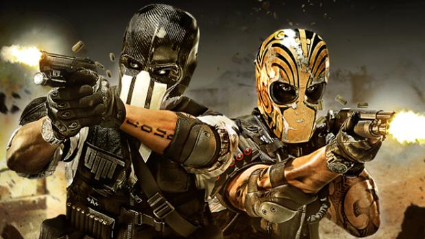 Army of Two: The Devil's Cartel traz Alpha e Bravo no México (Foto: Divulgação)