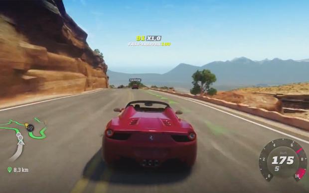 Forza Horizon (Foto: Reprodução)