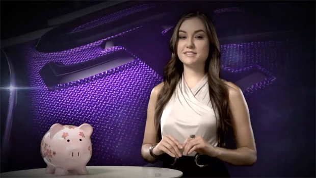 Sasha Grey mostra vantagens do novo Saints Row: The Third (Foto: Divulgação)