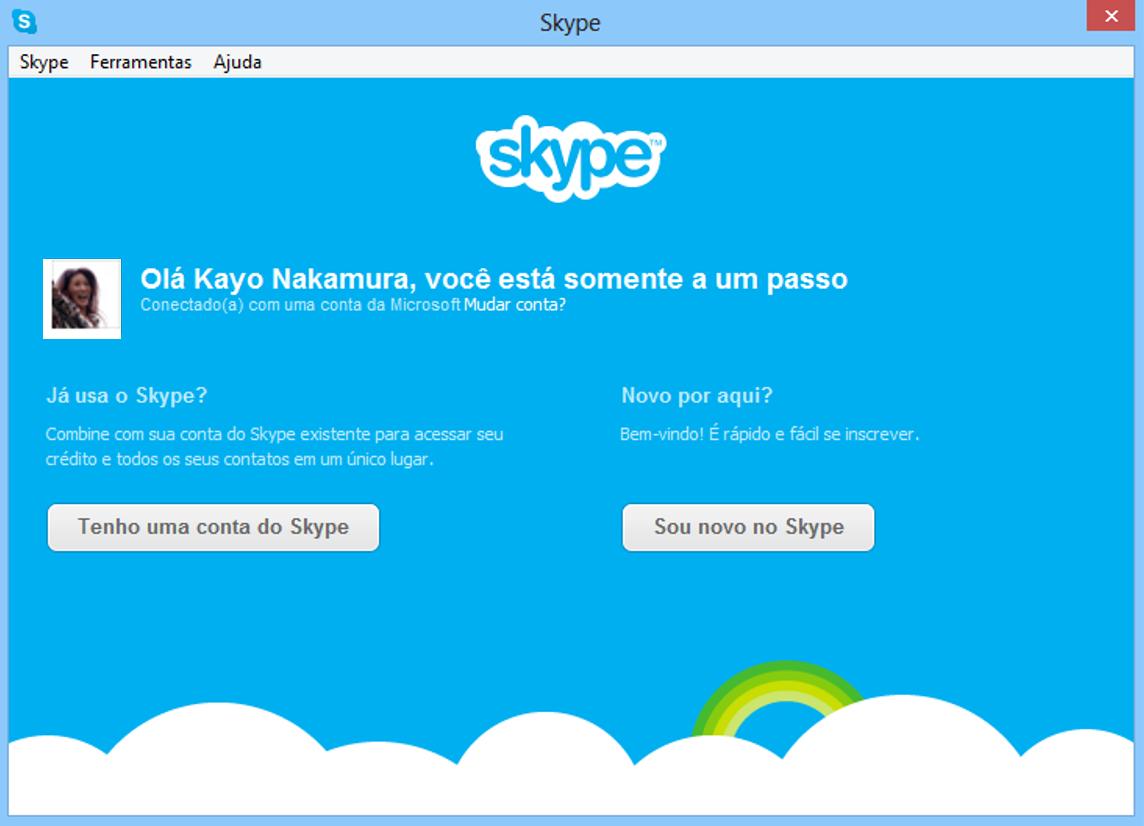 Skype (Foto: Divulgação)