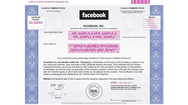 Idosa aposentada perde ao investir em ações do Facebook e requer seu dinheiro de volta (Foto: Reprodução)