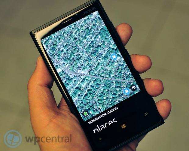 Nokia Maps 3.0 para Windows Phone 8 tem novidades (Foto: Divulgação)