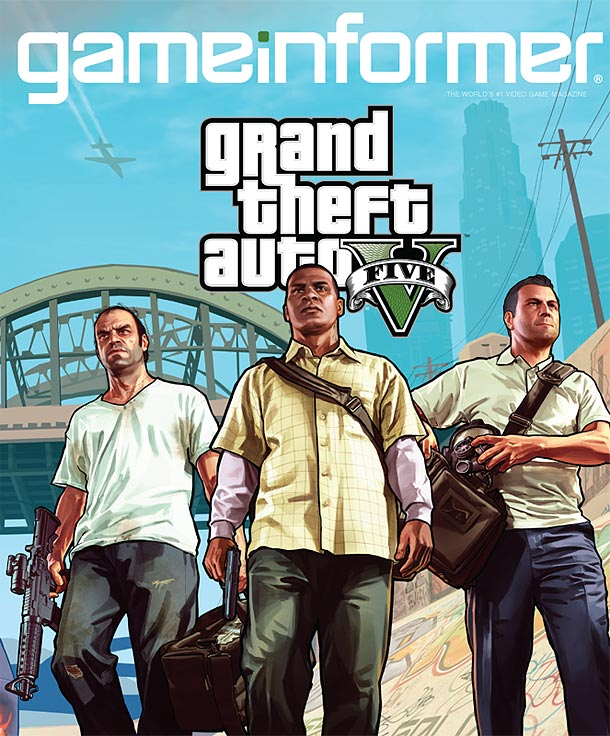 GTA 5 (Foto: Game Informer)