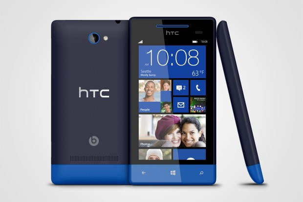 HTC Windows Phone 8S.