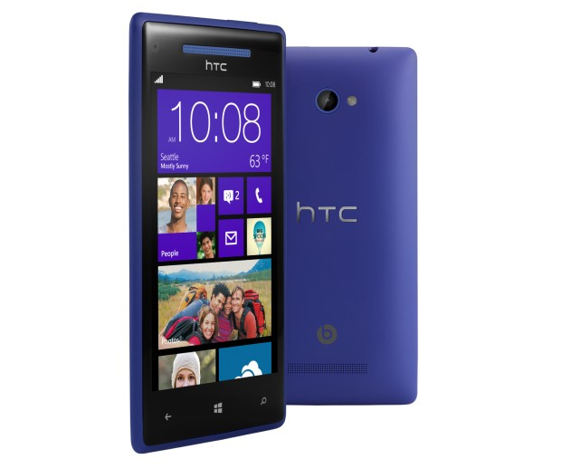 HTC Windows Phone 8X.