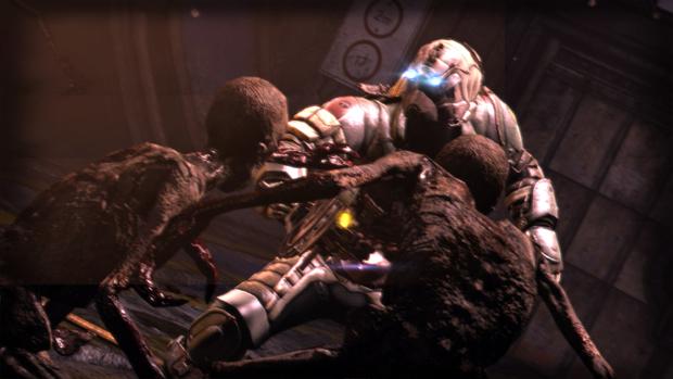 Alucinações ou realidade? Dead Space 3 coloca o jogador em dúvida (Foto: VG247) (Foto: Alucinações ou realidade? Dead Space 3 coloca o jogador em dúvida (Foto: VG247))