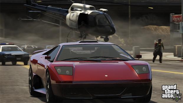 GTA 5 vai ter missões de tirar o fôlego (Foto: Divulgação)