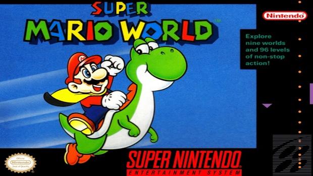 Super Mario World é um dos jogos inesquecíveis do Super Nintendo (Foto: Divulgação) (Foto: Super Mario World é um dos jogos inesquecíveis do Super Nintendo (Foto: Divulgação))